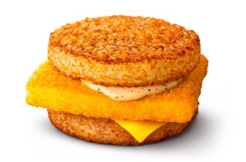 McDonald's Giappone rivoluziona il Filet-O-Fish con il bun di riso