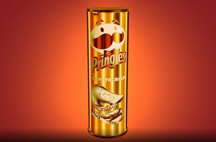 Pringles lancia una limited edition digitale