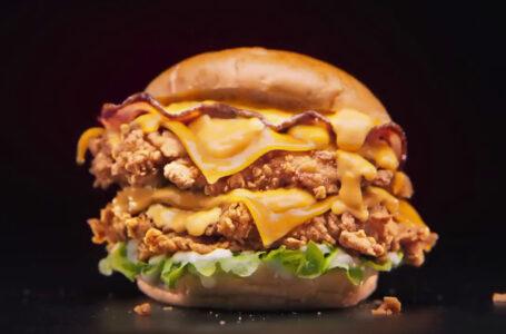 KFC lancia un nuovo, trucidissimo, chicken sandwich!