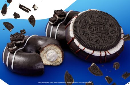 Krispy Kreme collabora con Oreo per una super limited edition