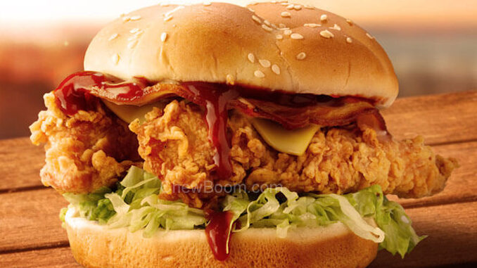 Una nuova limited edition per KFC Australia