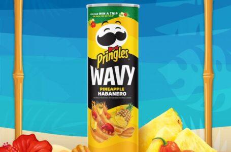 Pringles lancia una nuova limited edition per l'estate