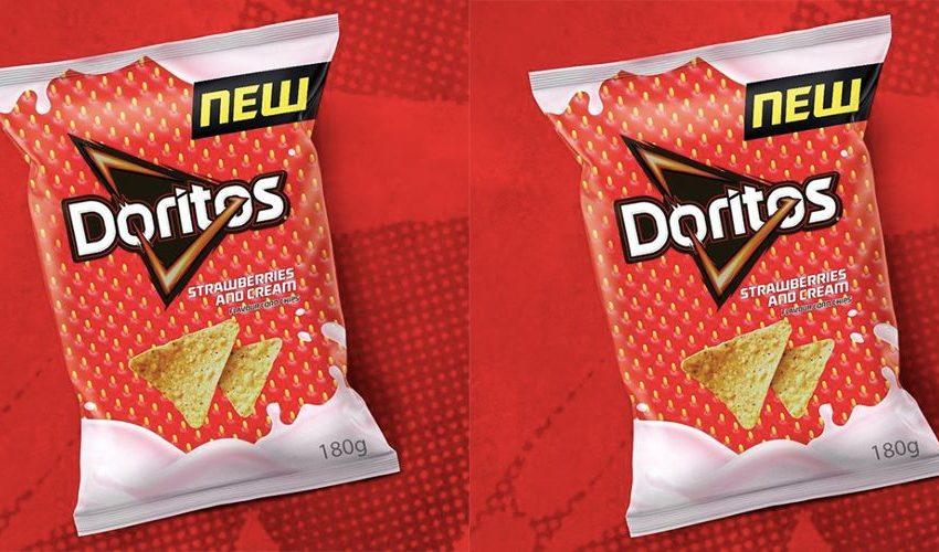 Un nuovo possibile gusto Doritos che sta già facendo il giro del mondo