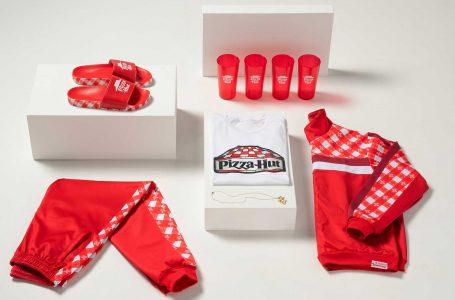 Pizza Hut lancia la sua prima collezione streetwear